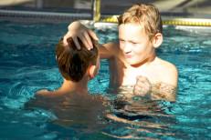 Schwimmprojekt