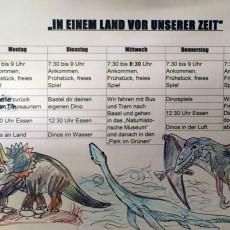 Dinowoche