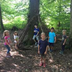 Waldwoche für Naturstrolche