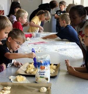 Schülerbetreuung an der Bärenfelsschule